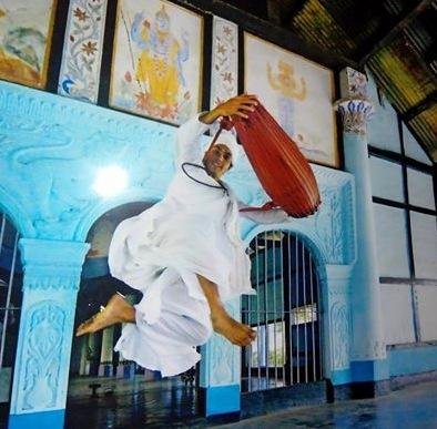 Jadumoni Leaping